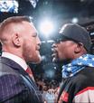 Vídeo revela o que foi dito por McGregor e Floyd em encarada