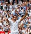 Cilic vence Querrey e avança à grande final de Wimbledon