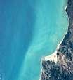 Astronauta posta foto de rio brasileiro tirada no Espaço