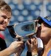 Murray e Hingis faturam título de duplas mistas do US Open