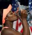 Com pneu, Stephens atropela Keys e conquista 1º US Open