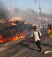 Ataque terrorista mata ao menos 30 na capital da Somália