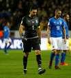 Suécia vence e amplia risco da Itália ficar fora da Copa