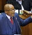 Zuma é pressionado a deixar o poder na África do Sul