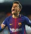 Coutinho marca seu 1º, e Barça vai à final da Copa do Rei