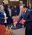 Abdel Fatah Al-Sissi é reeleito presidente do Egito com 97%