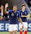 França empata com os EUA, em último amistoso antes da Copa