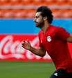 Egípcio Salah tem estreia confirmada contra a Rússia