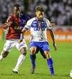 Paraná e Cruzeiro empatam antes de parada para a Copa