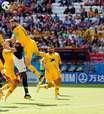 França encara Austrália na estreia da Copa; veja fotos