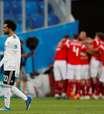 Veja as fotos de Rússia x Egito pela Copa do Mundo