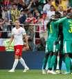 Veja fotos de Polônia x Senegal pelo Grupo H da Copa
