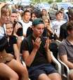 Alemães choram após eliminação da Copa; veja fotos