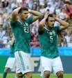 Alemanha fora, show do Brasil e Suécia: os gols do dia