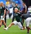 Brasil x México: fotos marcantes do duelo das oitavas