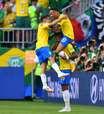 Brasil se iguala ao México em número de vitórias desde 2000