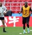 Thierry Henry faz trabalho psicológico especial com Lukaku