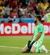 'O mais difícil de aceitar', diz Alisson sobre bola parada