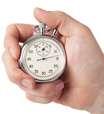 Não perca tempo em deixar tudo para a última hora