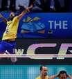 Brasil vence Sérvia e avança à final do Mundial de vôlei