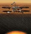Nasa transmite ao vivo pouso de sonda que vai explorar Marte