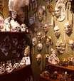Tradição das máscaras venezianas luta para sobreviver