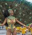 Veja fotos da primeira noite de desfiles em São Paulo