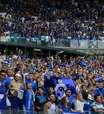Torcida do Cruzeiro, enfim, tem uma alegria em 2021