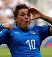 Itália goleia Jamaica e vai às oitavas da Copa do Mundo