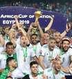 Argélia bate Senegal e fatura Copa Africana de Nações