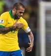 """Dani Alves como meia no São Paulo não preocupa seleção: """"Era assim no PSG"""""""