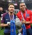 Neymar é craque, mas Mbappé é uma brutalidade, destaca Fábregas