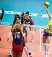 Brasil bate a República Dominicana e conquista 4ª vitória na Copa do Mundo