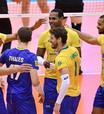 Brasil estreia com vitória tranquila sobre o Canadá na Copa do Mundo de vôlei