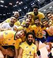Brasil atropela Itália e confirma 100% em título da Copa do Mundo de vôlei