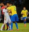 """T. Silva critica atitude de Messi com Tite: """"Educação em 1º"""""""