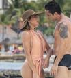 Deborah Secco veste maiô decotado de R$ 274 em novela