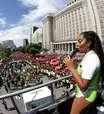 Fervo da Ludmilla arrasta 1 milhão e bate recorde no Rio