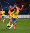 Seleção Brasileira empata com Holanda na estreia do Torneio da França
