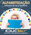App para alfabetização de crianças com autismo e síndrome de down