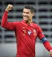 CR7 decide contra Suécia, faz 2 e chega a 100 por Portugal