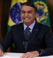 """""""Se mídia critica, é porque discurso foi bom"""", diz Bolsonaro"""