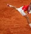 Djokovic avança e iguala Nadal em número de quartas em Paris