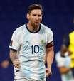Messi marca, e Argentina bate Equador com atuação ruim