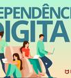Usuários com dependência digital e seus sintomas