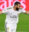 Benzema volta a treinar pelo Real Madrid e deve enfrentar Atlético no Derby