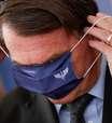 Bolsonaro diz que decisão sobre máscara será de Queiroga
