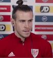 """Bale fala sobre suas metas por País de Gales: """"Sonho jogar a Copa do Mundo"""""""
