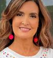 """Unhas: Fátima Bernardes exibe nail art """"inspirada pela natureza"""""""