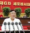 """Kim Jong-un diz que Coreia do Norte enfrenta """"pior situação"""""""